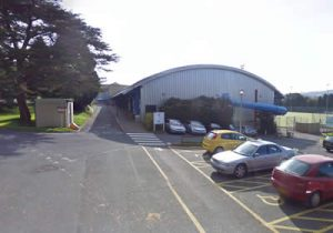Bodmin motorcycle riding test centre