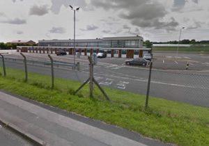 Kirkham motorcycle riding test centre