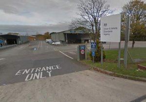 Leighton Buzzard motorcycle test centre
