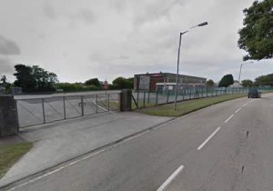 Camborne (Redruth) motorcycle riding test centre