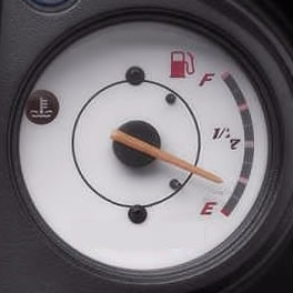 Motorcycle Fuel Gauge