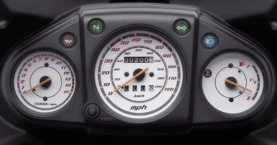 Motorcycle Instrument Panel : Motorcycle instrument panel test tips