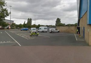 Oxford motorcycle riding test centre
