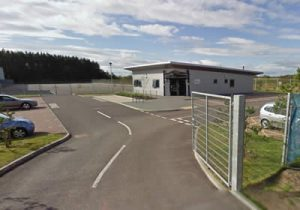 Aberdeen motorcycle riding test centre