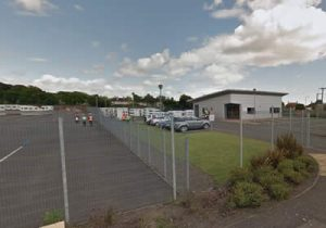 Kirkcaldy motorcycle riding test centre