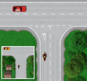 Motorcycle junctions T-junction tutorial