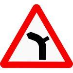 Junction on bend motorcycle tutorial