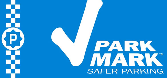 Park Mark Safer Parking locations are safe for vehicles