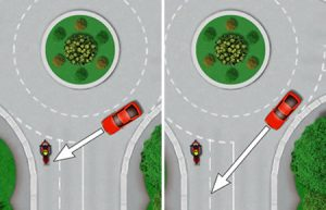 When to go at a roundabout
