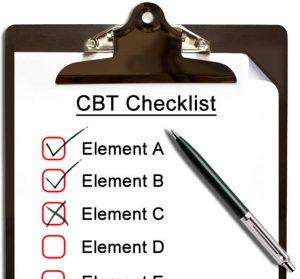 Can you fail a CBT?