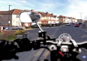 Tips on how to pass the MOD 2 motorcycle test