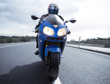 Motorcycle riding tutorials to help pass the motorcycle riding test